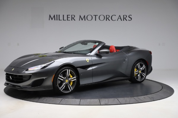 Used 2019 Ferrari Portofino for sale $231,900 at Aston Martin of Greenwich in Greenwich CT 06830 2