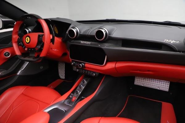 Used 2019 Ferrari Portofino for sale $231,900 at Aston Martin of Greenwich in Greenwich CT 06830 21
