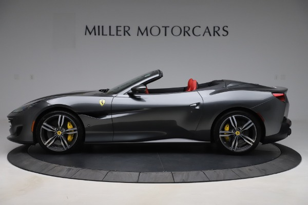 Used 2019 Ferrari Portofino for sale $231,900 at Aston Martin of Greenwich in Greenwich CT 06830 3