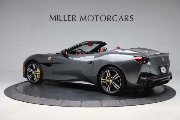 Used 2019 Ferrari Portofino for sale $231,900 at Aston Martin of Greenwich in Greenwich CT 06830 4