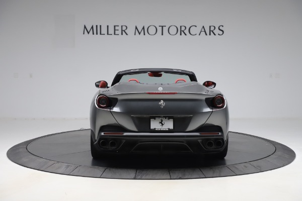 Used 2019 Ferrari Portofino for sale $231,900 at Aston Martin of Greenwich in Greenwich CT 06830 6