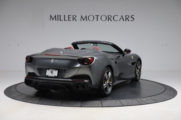 Used 2019 Ferrari Portofino for sale $231,900 at Aston Martin of Greenwich in Greenwich CT 06830 7