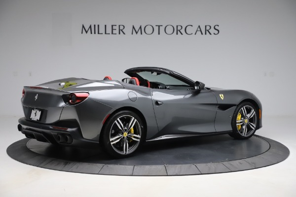 Used 2019 Ferrari Portofino for sale $231,900 at Aston Martin of Greenwich in Greenwich CT 06830 8