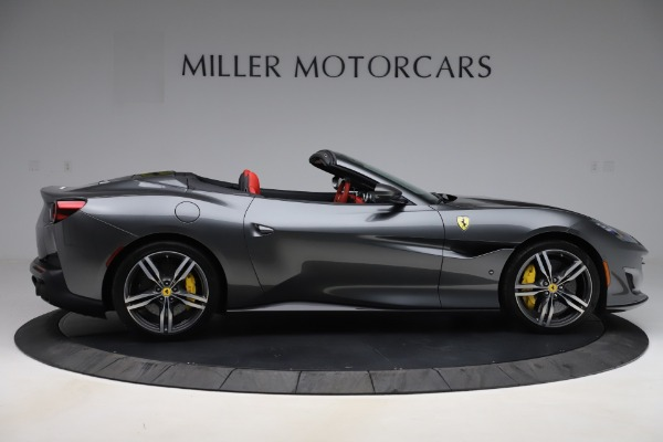 Used 2019 Ferrari Portofino for sale $231,900 at Aston Martin of Greenwich in Greenwich CT 06830 9