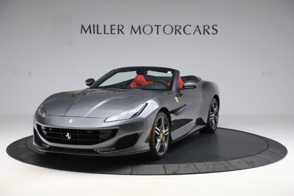 Used 2019 Ferrari Portofino for sale $231,900 at Aston Martin of Greenwich in Greenwich CT 06830 1