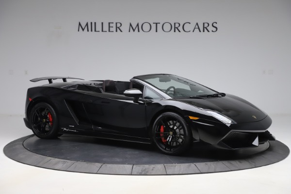 Used 2013 Lamborghini Gallardo LP 570-4 Spyder Performante for sale Sold at Aston Martin of Greenwich in Greenwich CT 06830 10
