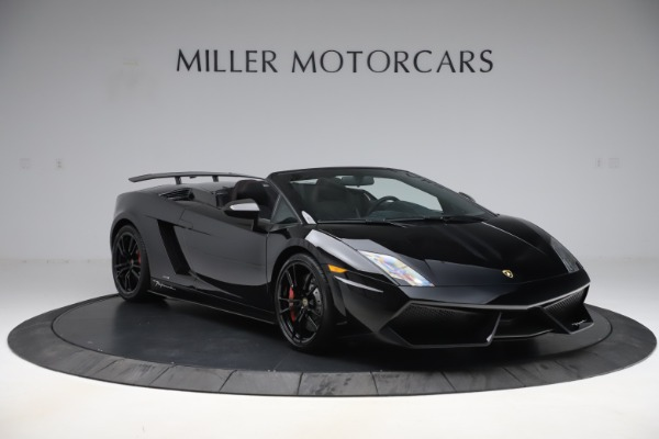 Used 2013 Lamborghini Gallardo LP 570-4 Spyder Performante for sale $229,900 at Aston Martin of Greenwich in Greenwich CT 06830 11