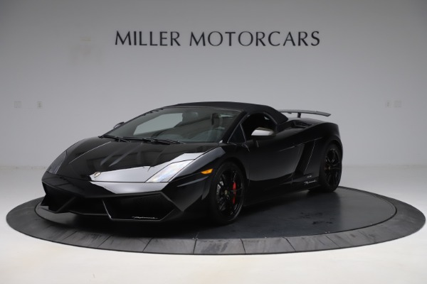 Used 2013 Lamborghini Gallardo LP 570-4 Spyder Performante for sale $229,900 at Aston Martin of Greenwich in Greenwich CT 06830 13