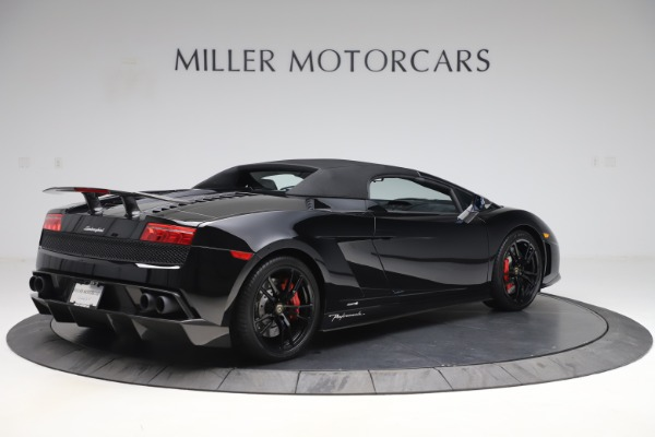 Used 2013 Lamborghini Gallardo LP 570-4 Spyder Performante for sale Sold at Aston Martin of Greenwich in Greenwich CT 06830 15