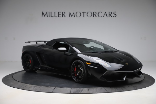 Used 2013 Lamborghini Gallardo LP 570-4 Spyder Performante for sale Sold at Aston Martin of Greenwich in Greenwich CT 06830 16