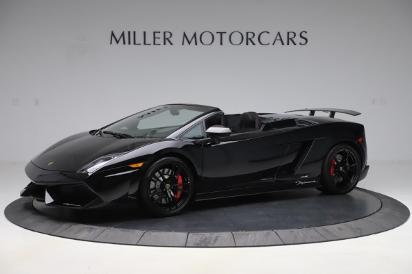 Used 2013 Lamborghini Gallardo LP 570-4 Spyder Performante for sale Sold at Aston Martin of Greenwich in Greenwich CT 06830 2