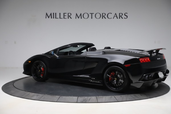 Used 2013 Lamborghini Gallardo LP 570-4 Spyder Performante for sale $229,900 at Aston Martin of Greenwich in Greenwich CT 06830 4
