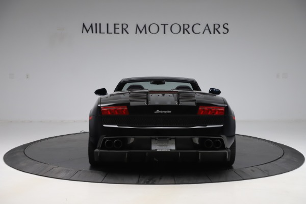 Used 2013 Lamborghini Gallardo LP 570-4 Spyder Performante for sale $229,900 at Aston Martin of Greenwich in Greenwich CT 06830 6