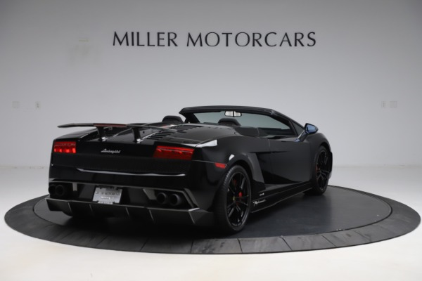 Used 2013 Lamborghini Gallardo LP 570-4 Spyder Performante for sale Sold at Aston Martin of Greenwich in Greenwich CT 06830 7