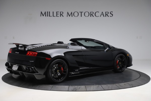 Used 2013 Lamborghini Gallardo LP 570-4 Spyder Performante for sale Sold at Aston Martin of Greenwich in Greenwich CT 06830 8