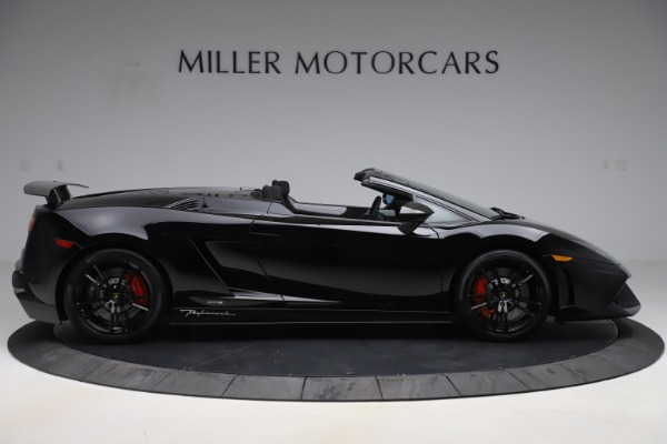 Used 2013 Lamborghini Gallardo LP 570-4 Spyder Performante for sale $229,900 at Aston Martin of Greenwich in Greenwich CT 06830 9