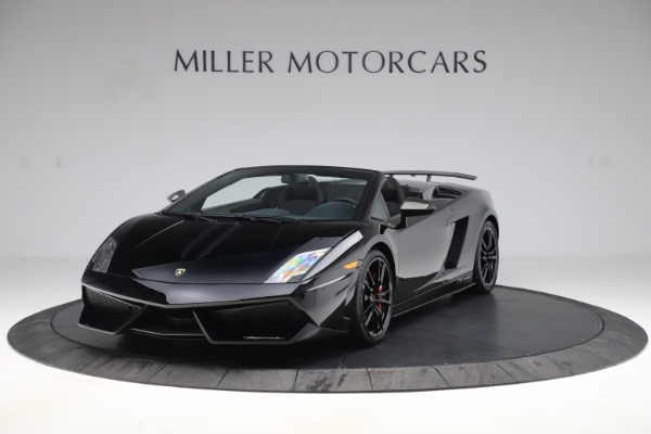 Used 2013 Lamborghini Gallardo LP 570-4 Spyder Performante for sale $229,900 at Aston Martin of Greenwich in Greenwich CT 06830 1