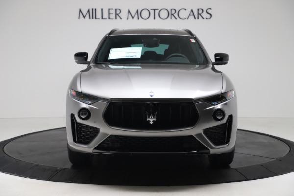 New 2020 Maserati Levante S Q4 GranSport for sale $102,285 at Aston Martin of Greenwich in Greenwich CT 06830 12