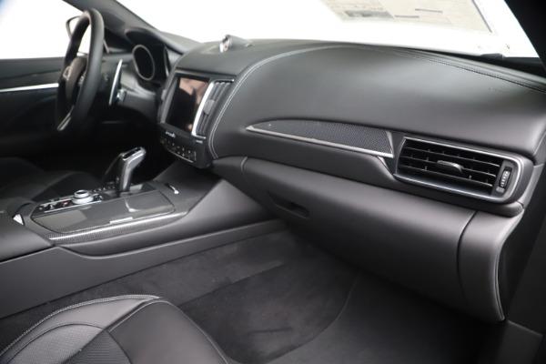New 2020 Maserati Levante S Q4 GranSport for sale $102,285 at Aston Martin of Greenwich in Greenwich CT 06830 22