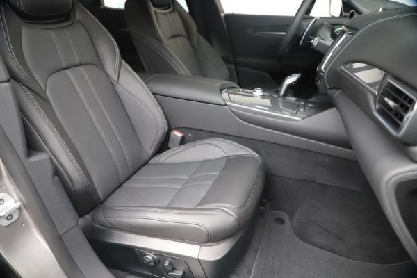 New 2020 Maserati Levante S Q4 GranSport for sale $102,285 at Aston Martin of Greenwich in Greenwich CT 06830 24