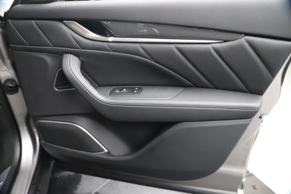 New 2020 Maserati Levante S Q4 GranSport for sale $102,285 at Aston Martin of Greenwich in Greenwich CT 06830 25