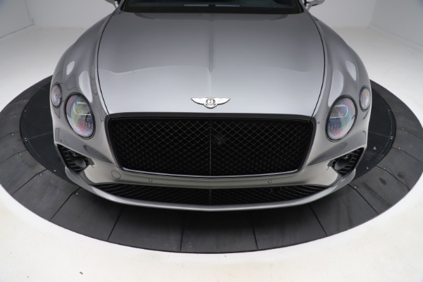 New 2020 Bentley Continental GT W12 for sale $283,305 at Aston Martin of Greenwich in Greenwich CT 06830 13