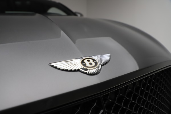 New 2020 Bentley Continental GT W12 for sale $283,305 at Aston Martin of Greenwich in Greenwich CT 06830 14