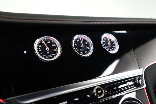 Used 2020 Bentley Continental GT W12 for sale $269,900 at Aston Martin of Greenwich in Greenwich CT 06830 24