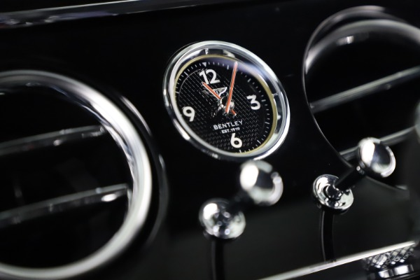 Used 2020 Bentley Continental GT W12 for sale $269,900 at Aston Martin of Greenwich in Greenwich CT 06830 25