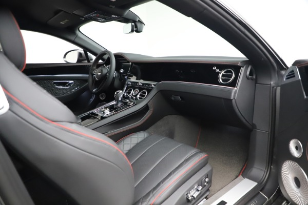 New 2020 Bentley Continental GT W12 for sale Call for price at Aston Martin of Greenwich in Greenwich CT 06830 26
