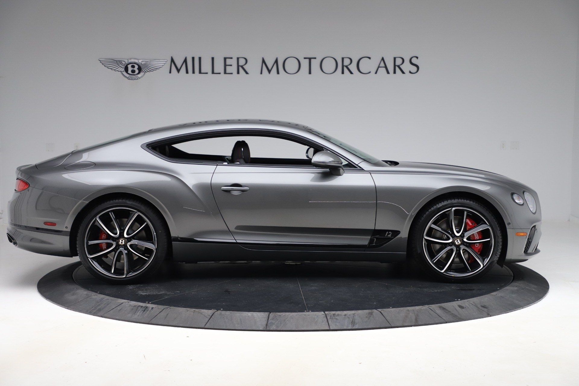 New 2020 Bentley Continental Gt W12 For Sale Special Pricing Aston Martin Of Greenwich Stock B1483