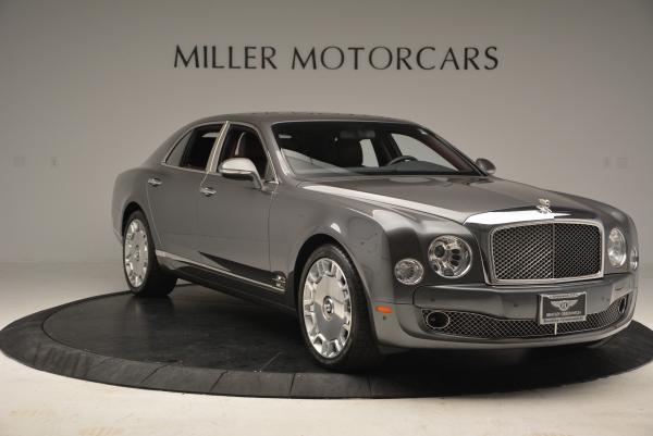 Used 2011 Bentley Mulsanne for sale Sold at Aston Martin of Greenwich in Greenwich CT 06830 12