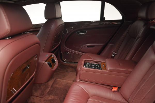 Used 2011 Bentley Mulsanne for sale Sold at Aston Martin of Greenwich in Greenwich CT 06830 18