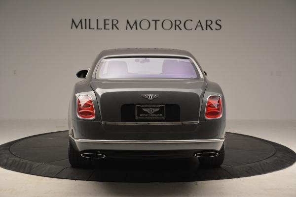 Used 2011 Bentley Mulsanne for sale Sold at Aston Martin of Greenwich in Greenwich CT 06830 6