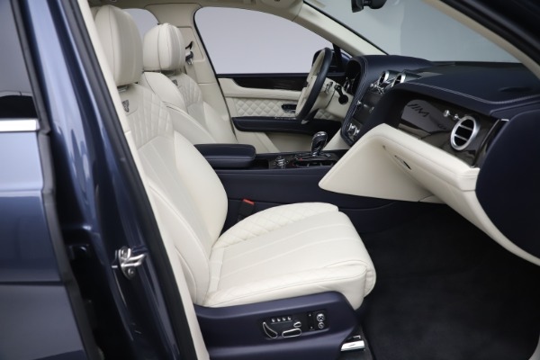 Used 2017 Bentley Bentayga W12 for sale Sold at Aston Martin of Greenwich in Greenwich CT 06830 27