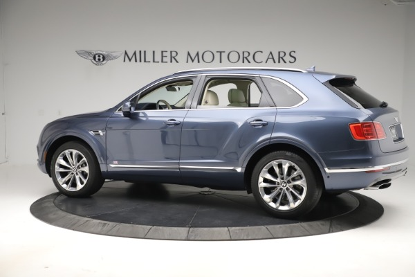 Used 2017 Bentley Bentayga W12 for sale $155,900 at Aston Martin of Greenwich in Greenwich CT 06830 4
