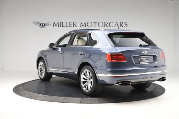 Used 2017 Bentley Bentayga W12 for sale $155,900 at Aston Martin of Greenwich in Greenwich CT 06830 5
