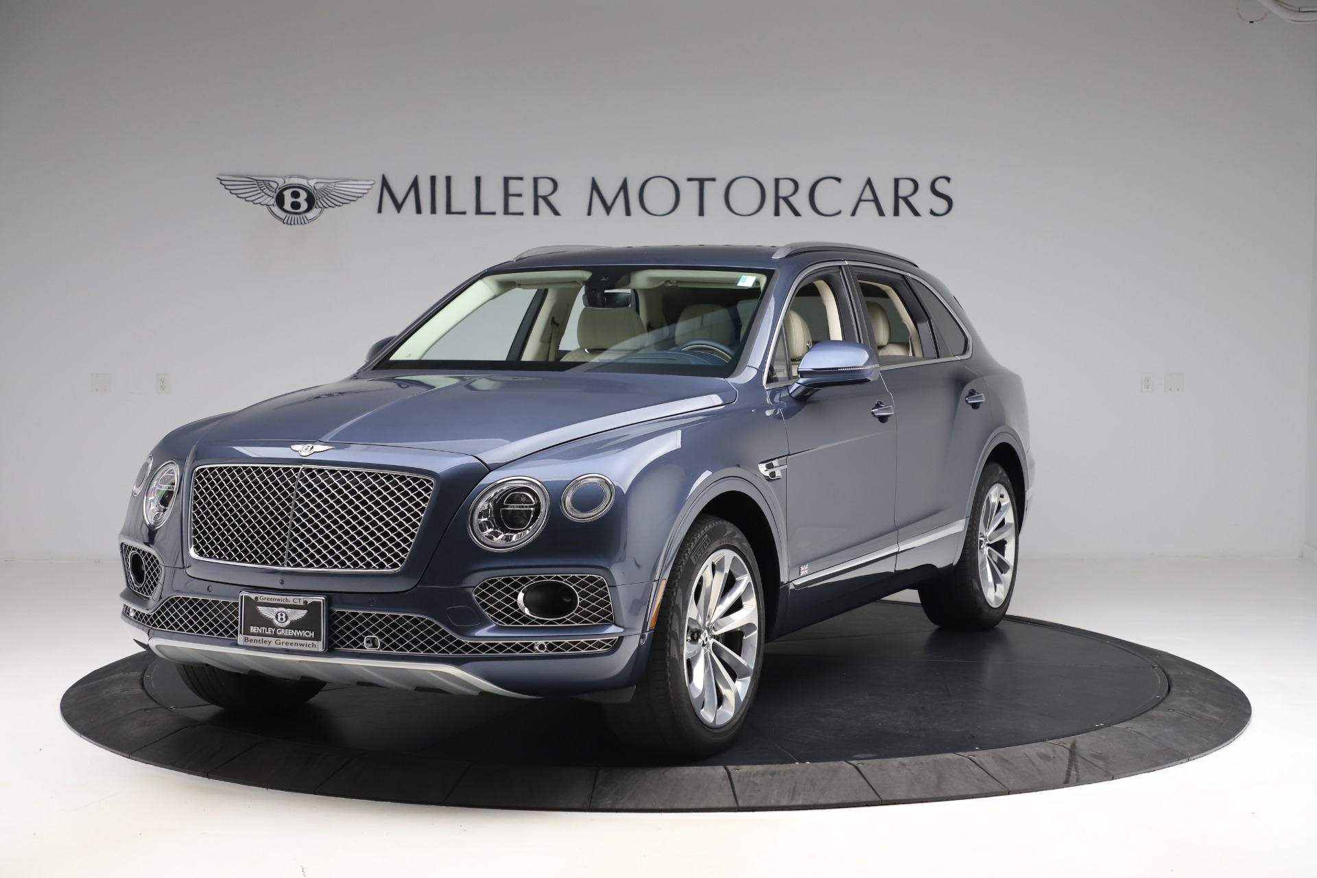 Used 2017 Bentley Bentayga W12 for sale $155,900 at Aston Martin of Greenwich in Greenwich CT 06830 1