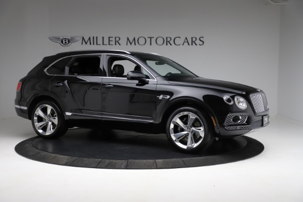 Used 2017 Bentley Bentayga W12 for sale $139,900 at Aston Martin of Greenwich in Greenwich CT 06830 10