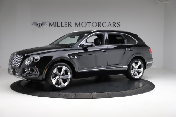 Used 2017 Bentley Bentayga W12 for sale $155,900 at Aston Martin of Greenwich in Greenwich CT 06830 2