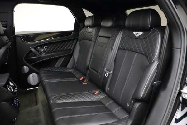Used 2017 Bentley Bentayga W12 for sale $139,900 at Aston Martin of Greenwich in Greenwich CT 06830 23