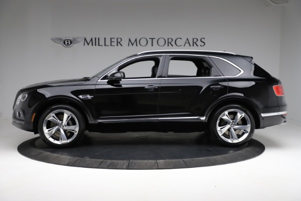 Used 2017 Bentley Bentayga W12 for sale $155,900 at Aston Martin of Greenwich in Greenwich CT 06830 3