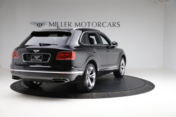 Used 2017 Bentley Bentayga W12 for sale $155,900 at Aston Martin of Greenwich in Greenwich CT 06830 7