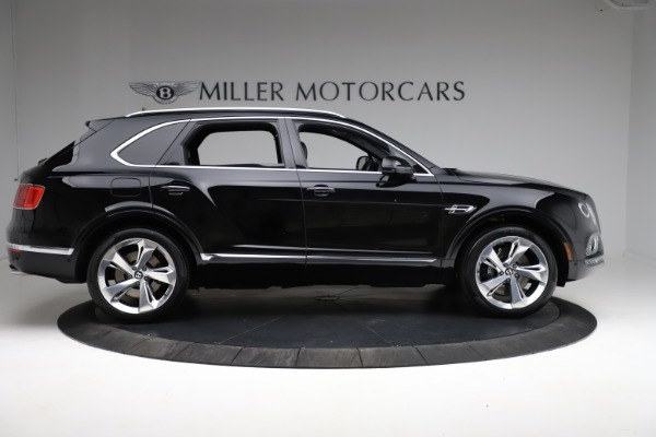 Used 2017 Bentley Bentayga W12 for sale $139,900 at Aston Martin of Greenwich in Greenwich CT 06830 9