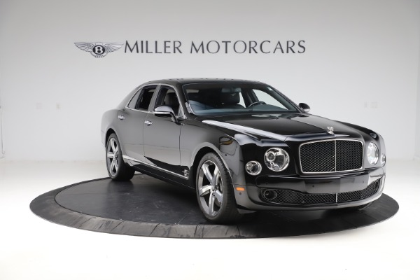 Used 2016 Bentley Mulsanne Speed for sale $149,900 at Aston Martin of Greenwich in Greenwich CT 06830 10