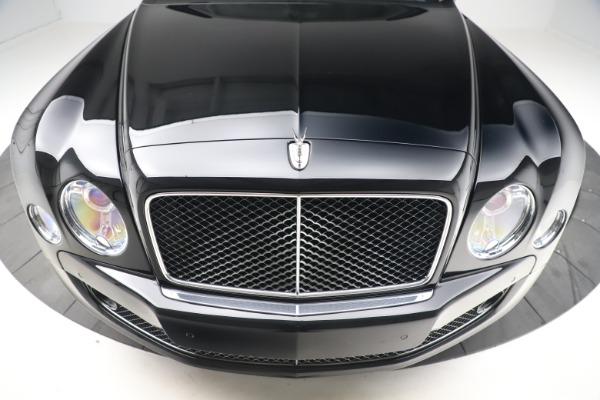 Used 2016 Bentley Mulsanne Speed for sale $149,900 at Aston Martin of Greenwich in Greenwich CT 06830 12
