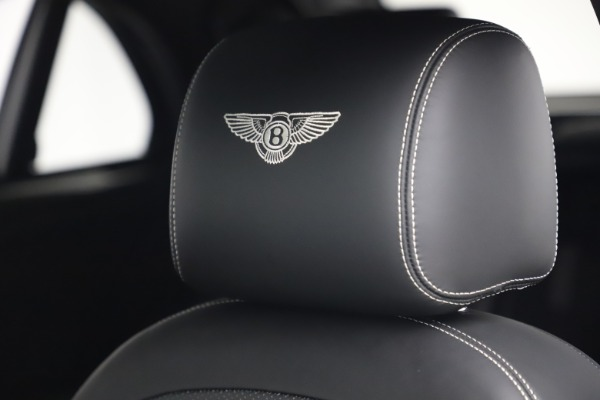 Used 2016 Bentley Mulsanne Speed for sale $149,900 at Aston Martin of Greenwich in Greenwich CT 06830 19