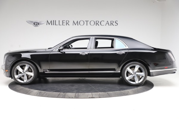 Used 2016 Bentley Mulsanne Speed for sale $149,900 at Aston Martin of Greenwich in Greenwich CT 06830 2