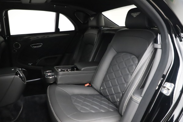 Used 2016 Bentley Mulsanne Speed for sale $149,900 at Aston Martin of Greenwich in Greenwich CT 06830 22