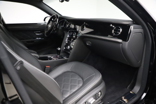 Used 2016 Bentley Mulsanne Speed for sale $149,900 at Aston Martin of Greenwich in Greenwich CT 06830 26
